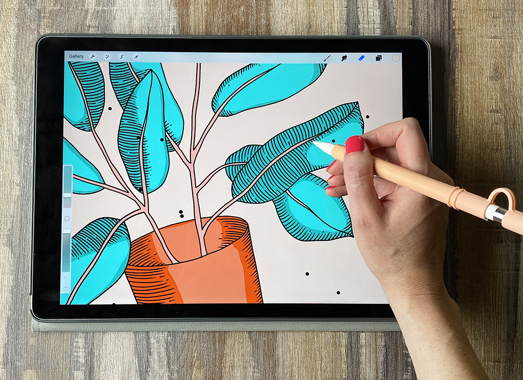 iPad Art & Design Classes, Inspiration, and Resources